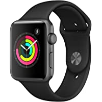 Apple Watch Series 3 42mm GPS Only Smartwatch (Space Gray Aluminum Case)