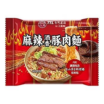 TTL Taiwan Instant Noodles