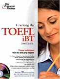 Cracking the TOEFL IBT, Douglas Pierce and Sean Kinsell, 0375764275