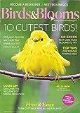 Birds & Blooms February/March 2019 10 Cutest Birds!