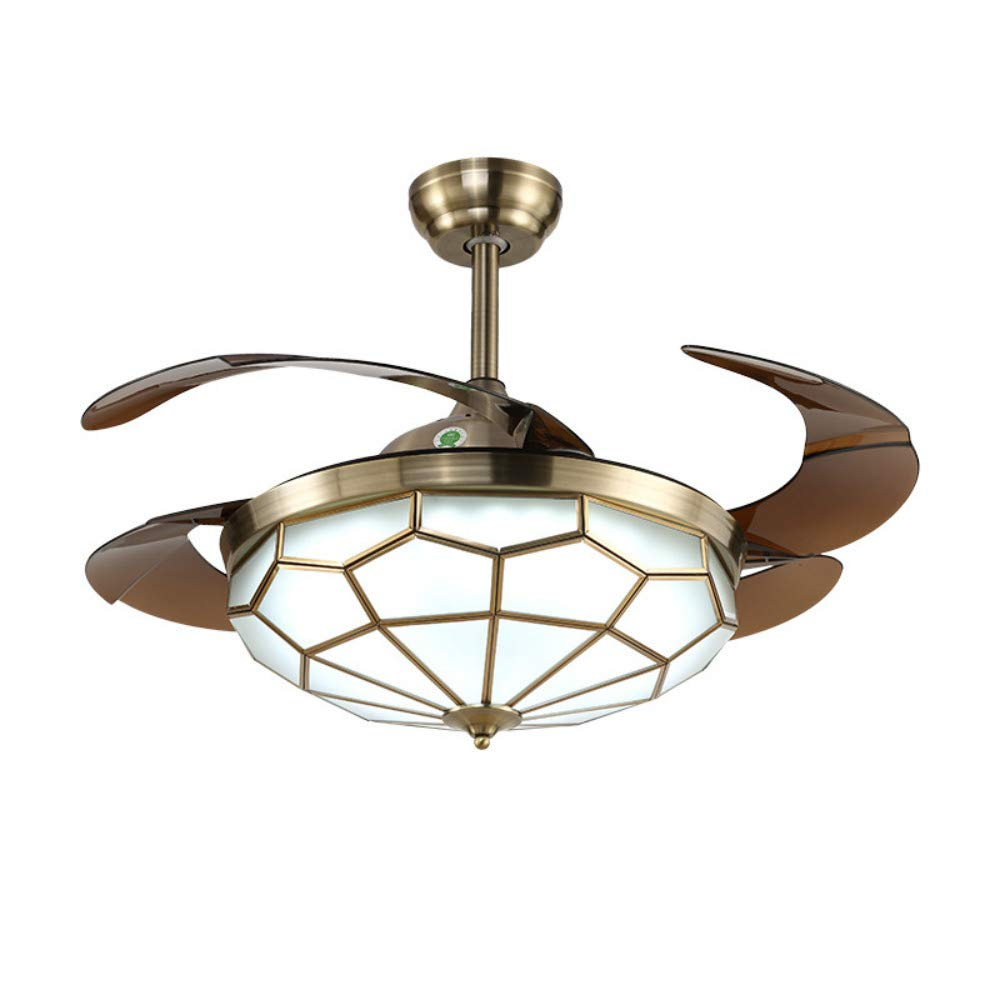 Lighting Groups Ceiling Fans Invisible LED Ceiling Fan Lamp Modern ...
