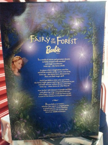 Barbie Collectibles : Fairy of the Forest