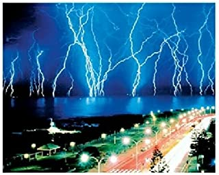 product image for Springbok Lightning Storm 1000 Piece Jigsaw Puzzle