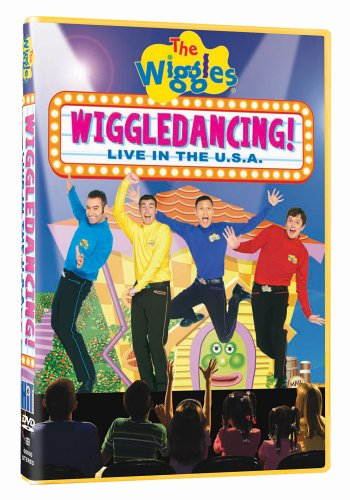 The Wiggles: Wiggledancing - Live in the - U Wiggle Co