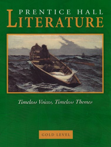 Literature: Timeless Voices, Timeless Themes, Gold Level (Tulsa 9 12)