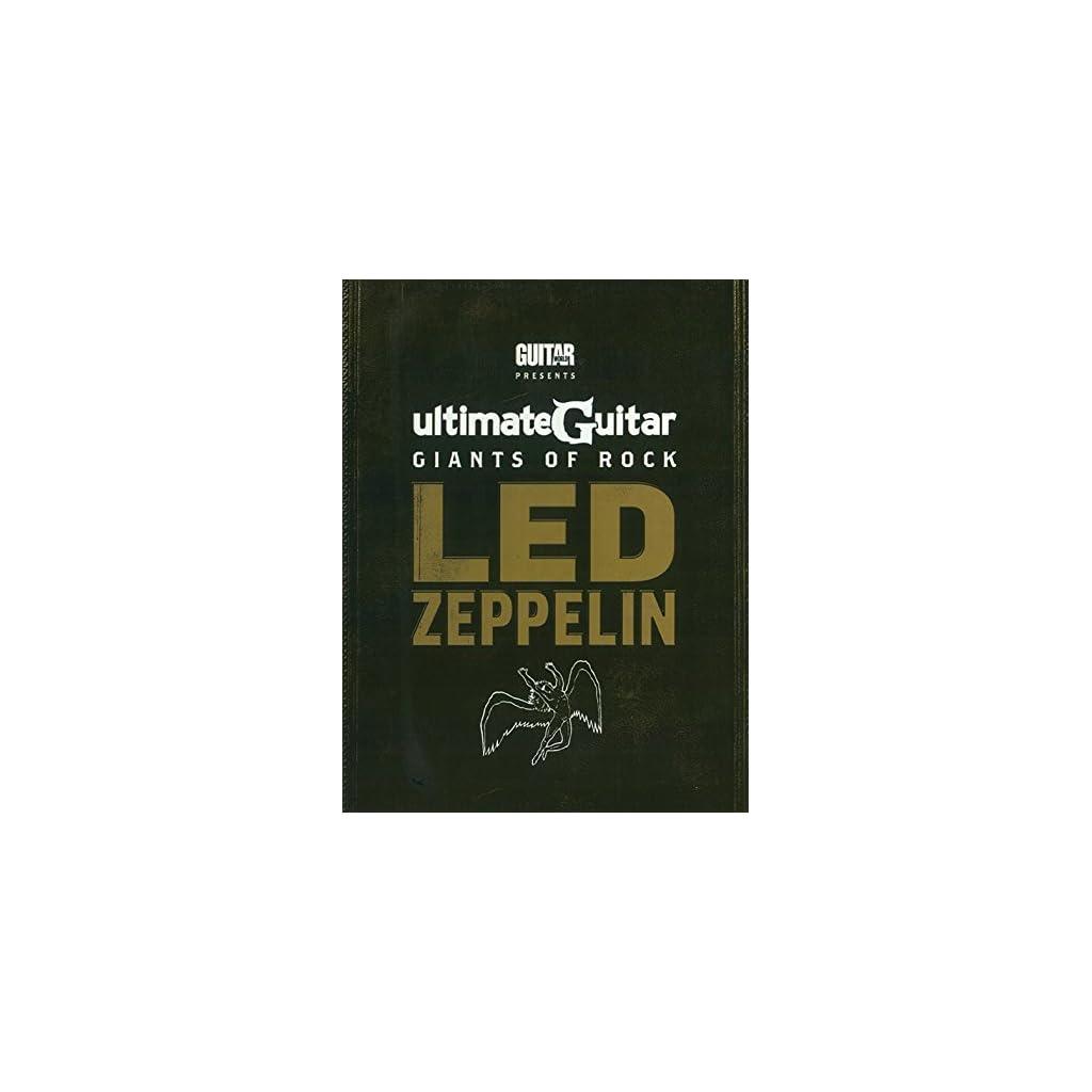 Led Zeppelin Box Set (Book & DVD) (Ultimate Guitar) by Led Zeppelin (2011-05-01)
