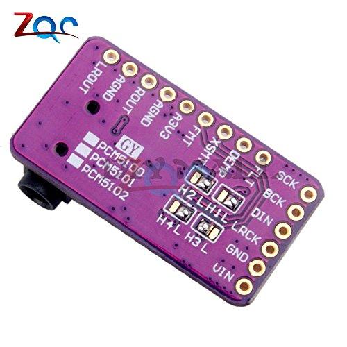 쇼핑365 해외구매대행 | Interface I2S PCM5102 DAC Decoder GY-PCM5102