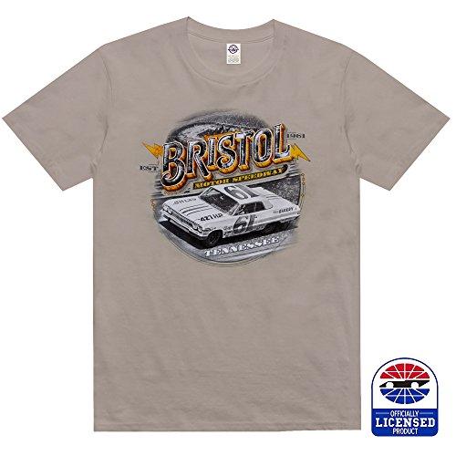 Bristol Motor Speedway Throwback T - - Bristol T Shop