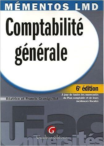 Lire en ligne Comptabilité générale pdf ebook