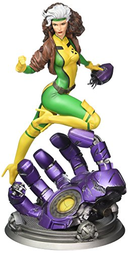 Rogue Costumes X Men (Kotobukiya Marvel: X-Men Danger Room Sessions: Rogue Fine Art Statue)