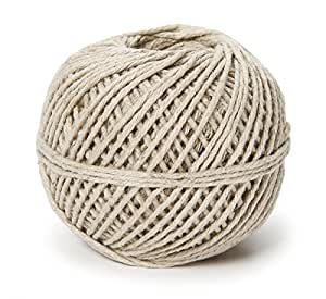 Hemp Cord - 6 Strand - Fine - Natural - 200 feet - Value Pack