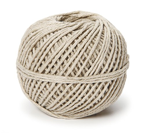 - Darice Hemp Cord - 6 Strand - Fine - Natural - 200 feet - Value Pack