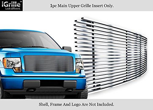 Aps 2009 2014 Ford F150 Stainless Steel Billet Grille Grill Insert S18 C41468f