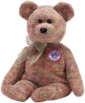 Amazon.com  TY Beanie Baby - SPECKLES the e-Bear (Internet Exclusive)  Toys    Games 78f93a6fea91