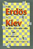From Erdös to Kiev, Ross Honsberger, 0883853248