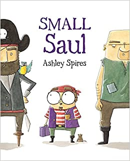 Small Saul by Ashley Spires