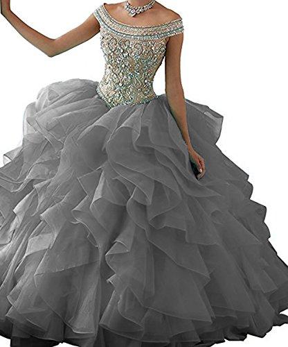 best wedding dress to hide a tummy - 2