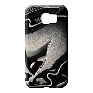samsung galaxy s6 edge Series High-definition New Arrival cell phone carrying cases Aston martin Luxury car logo super