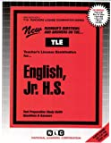 English, Jr. H. S., Rudman, Jack, 0837380154