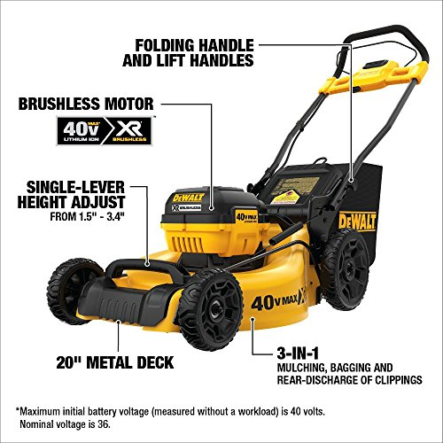 Dewalt Dcmw220p2 20v 3 In 1 Cordless Battery Powered