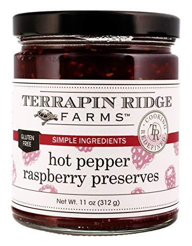 (Terrapin Ridge Farms Hot Pepper Raspberry Preserves, 11)