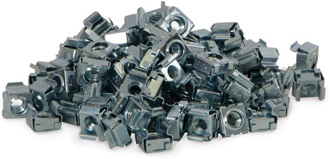 Connect-Tek M5 Cage Nuts 100 Pack