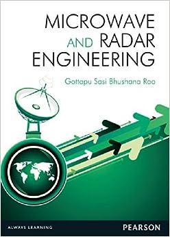 Book Microwave and Radar Engineering