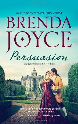 By Brenda Joyce Persuasion (Original) [Paperback]