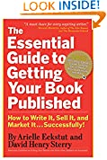 #8: The Essential Guide to Getting Your Book Published: How to Write It, Sell It, and Market It Successfully