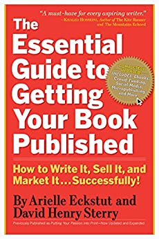 Essential Guide Getting Your Published ebook product image