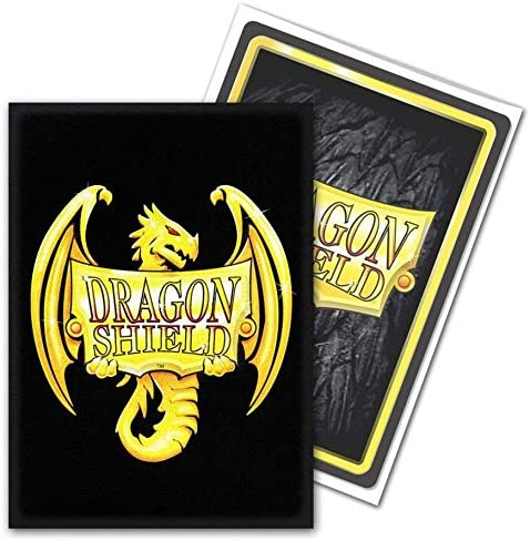 Dragon Shield 100 Count Standard Size Matte Non-Glare Deck Protector Sleeves 20th Anniversary Sleeves