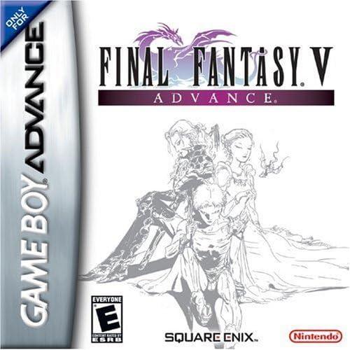 Final Fantasy V Advance (GBA) by Nintendo: Amazon.es: Videojuegos