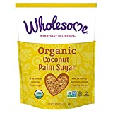 Wholesome Sweeteners, Inc., Organic Coconut Palm Sugar, 4 Packs (16 ounce) - package of Organic