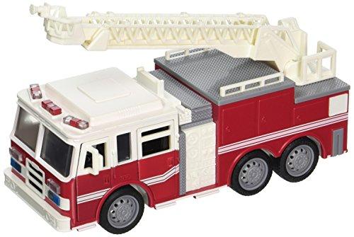 Driven Mini Fire Truck Vehicle