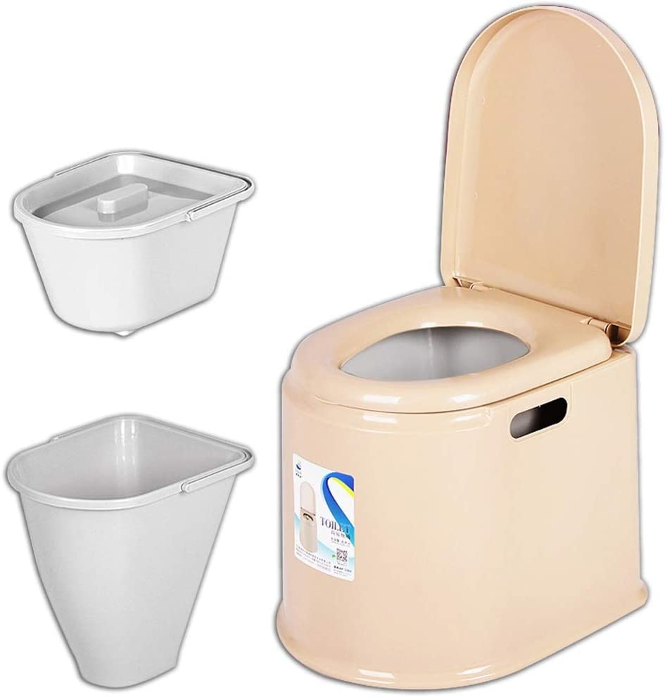 Portable Toilets Accessories Sporting Goods Portable Toilet Commode Camping Outdoor Indoor Potty Old Kid Women Pregnant