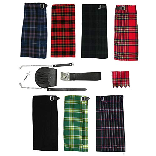 with Kilts & Accessories design