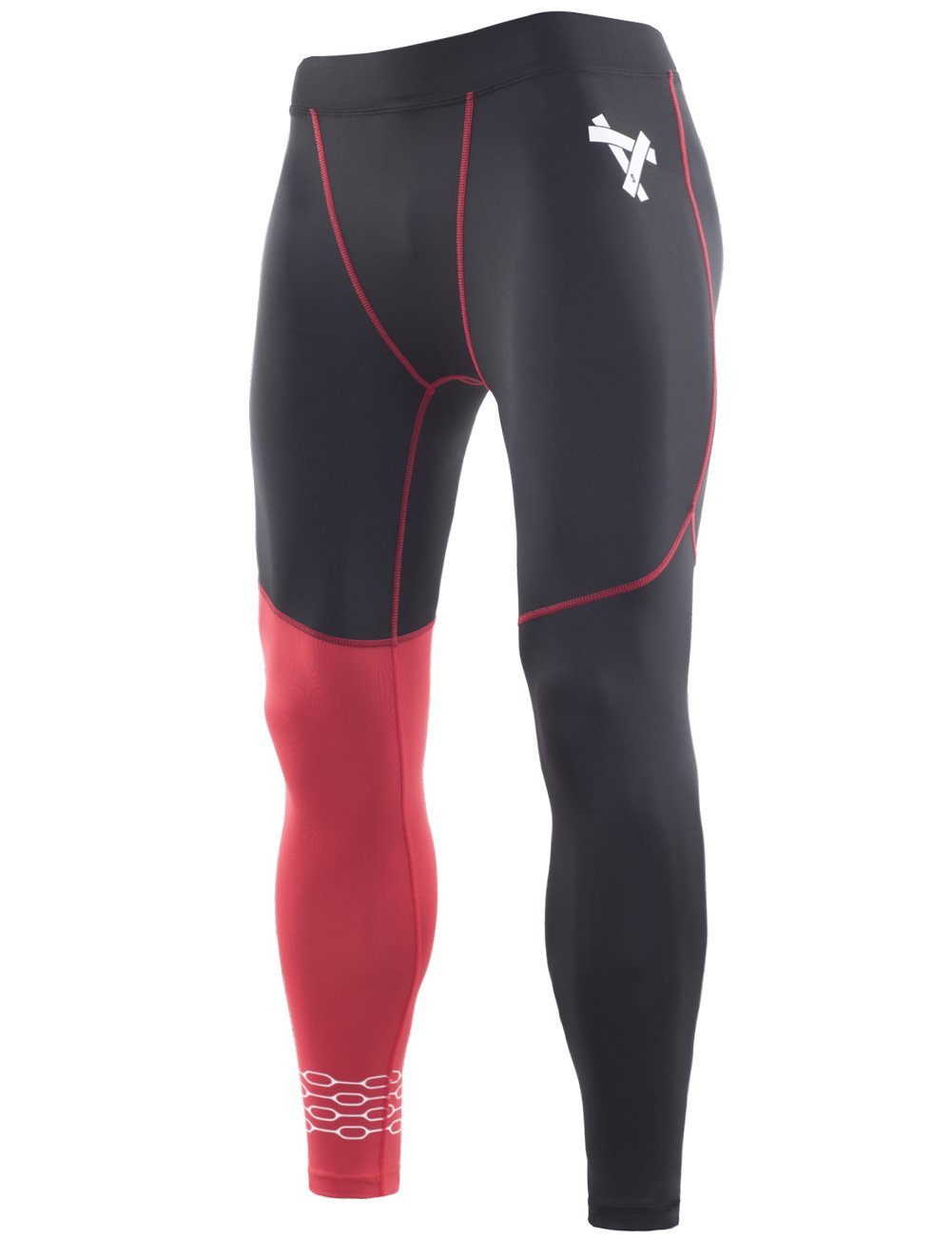 Lavento Men's Compression Pants Cool Dry Running