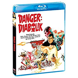 Danger: Diabolik [Blu-ray]
