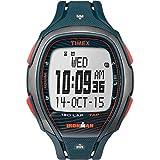 Timex TW5M09700 Montre à quartz pour homme, affichage numérique, bracelet en résine