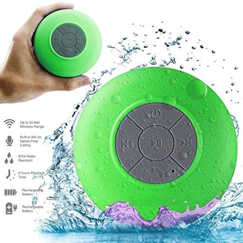 wireless-waterproof-bluetooth-speakers-handsfree-bathroom-shower-car-speaker-w-built-in-mic-for-lg-k
