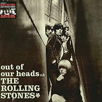 Rolling Stones, The - Out Of Our Heads UK - ABKCO Records - 882 319-1