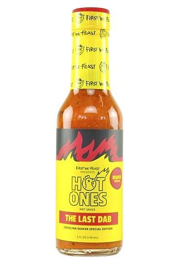 Hot Ones x Last Dab - Reaper Edition, 5 fl  oz