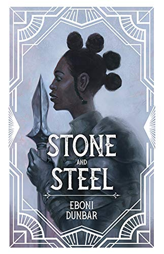 Book Cover: Stone and Steel