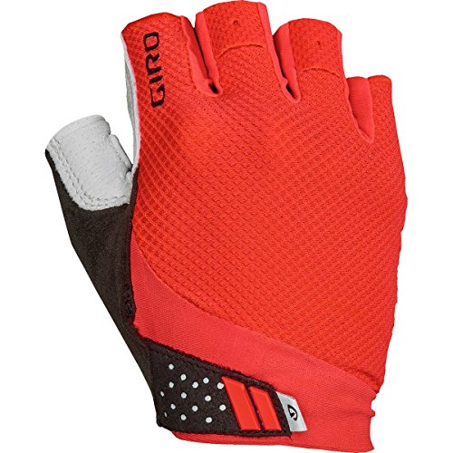 Giro Monaco II Gel Glove Vermillion, L - Men's