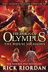 Héros de l'Olympe, tome 4 : La maison d'Hadès par Riordan