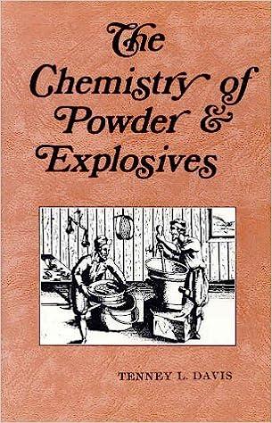 Organic Chemistry Of Explosives Pdf
