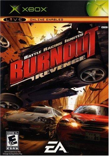 Amazon com: Burnout Revenge: Xbox: Artist Not Provided