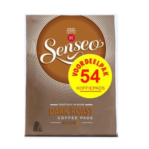 Senseo Dark Roast Coffee Pods - 54 Count Pods