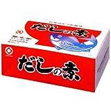 かつお風味だしの素(箱入) (10g×50) 【ムソー】