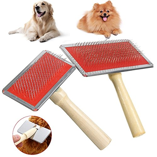 Amazon.com : Teekini Professional Pet Grooming Tools Cleaning Brush for Dogs and Cats Grooming Brush : Pet Supplies